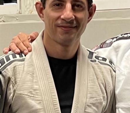 Romi's black belt post