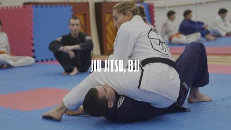 Jiu Jitsu, BJJ