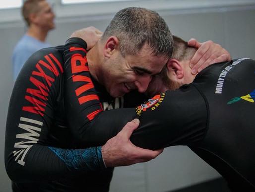 שילוב אומנויות הלחימה ב MMA - שאול זגהר