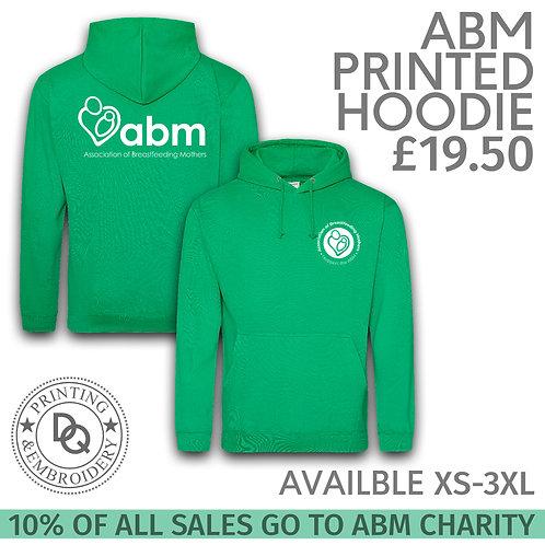 ABM Printed Hoodie