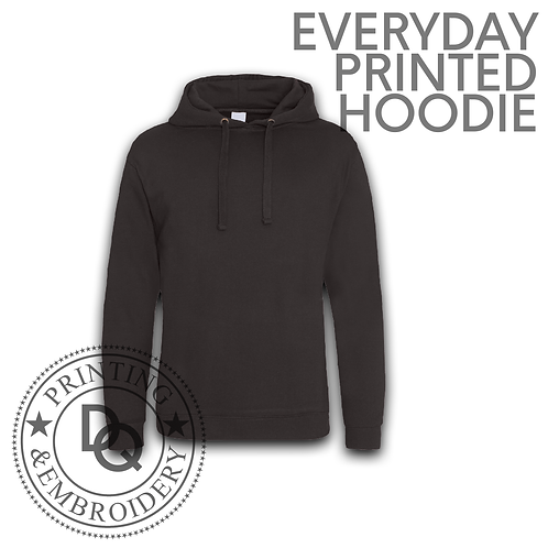 Everyday Printed Hoodie