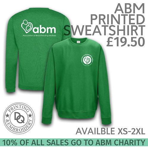 ABM Printed Sweatshirt