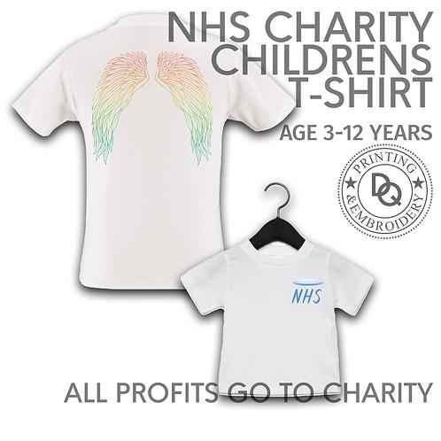 NHS Charity Childrens T-shirt