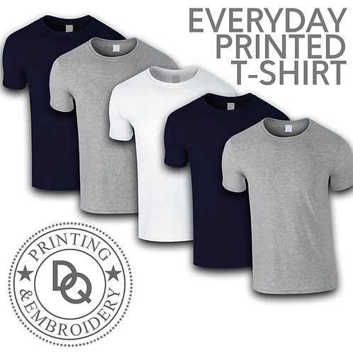Everyday Printed T-shirt