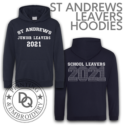 St Andrews Leavers Hoodies