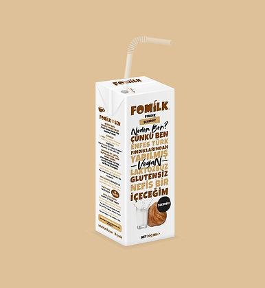 Fındık Şekersiz / Hazelnut No Sugar 200ml x 1