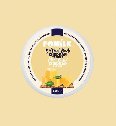 Cheddar Tadında / Cheddar Flavored Block 250g