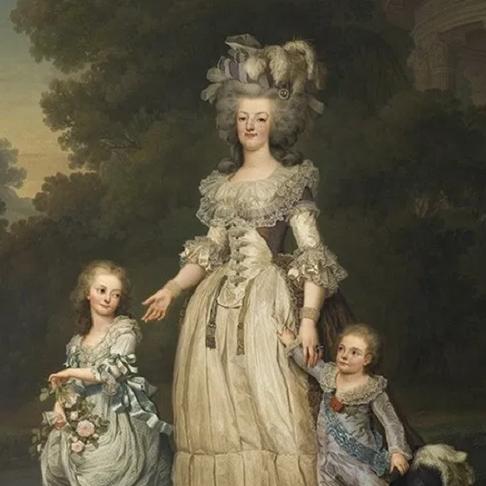 """Marie Antoinette - """"Qu'ils mangent de la brioche"""""""