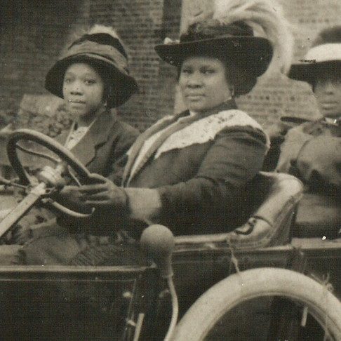 Madam C.J. Walker - First African American Self-made Female Millionaire