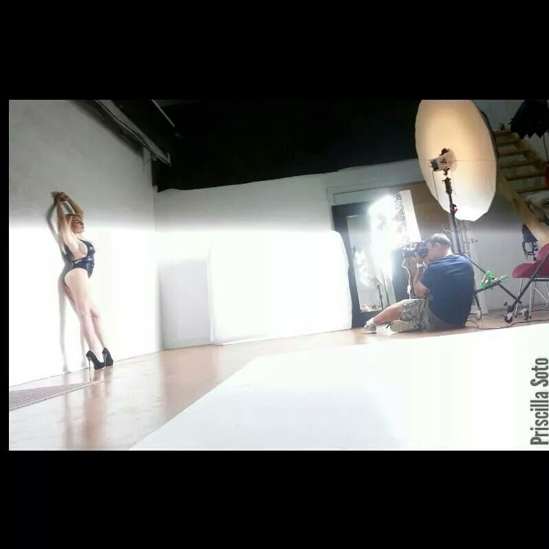 BTS-Inline Photography Shoot