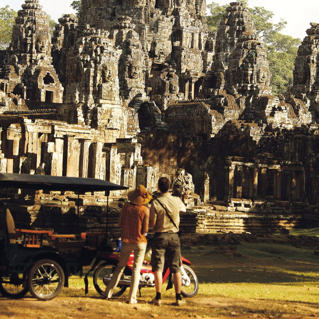 7 nights: Cambodia, Indonesia, Laos, Mya