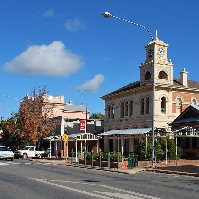 Griffith, NSW