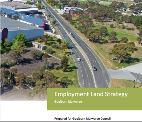 Draft Goulburn Mulwaree Employment Lands Strategy: Have your say!