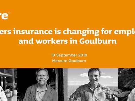 Free iCare seminar in Goulburn
