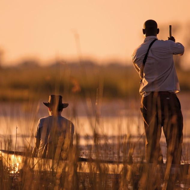 10 nights: Botswana - Kruger National Pa