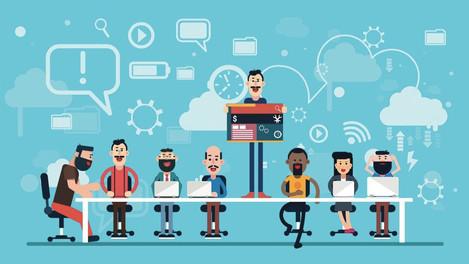 Digital Fitness, Online Marketing and Social Media