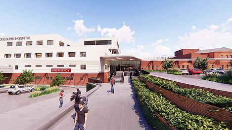 Commencement of Goulburn Hospital Redevelopment