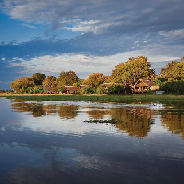 Khwai River Safari