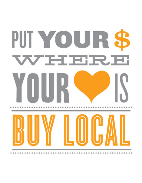 Our Buy Local Policy