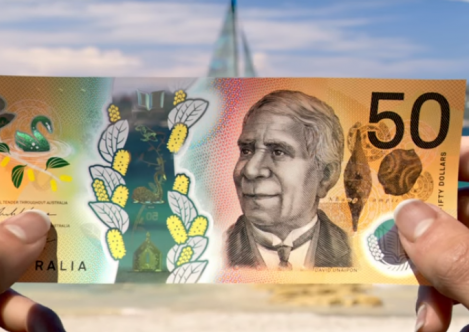 New $50 notes