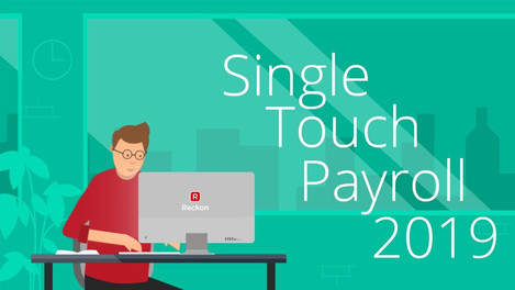 Reminder: Single Touch Payroll