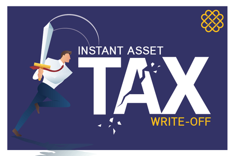 $30,000 instant asset write-off