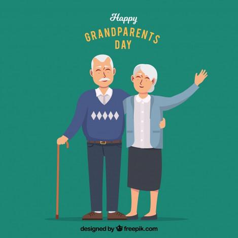 Celebrate a Grandparent!
