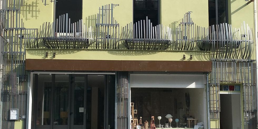 Vernissage - Portes Ouvertes des Ateliers d'Artistes à Montreuil