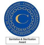 Cidesco badge.JPG