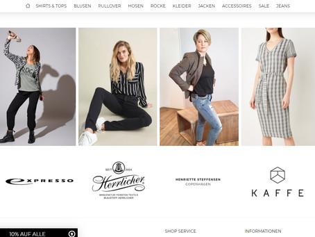 Neue Wege – unsere Boutique online - claramia.de