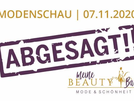 ABGESAGT - MODENSCHAU | meine Beautybar-Pulsnitz