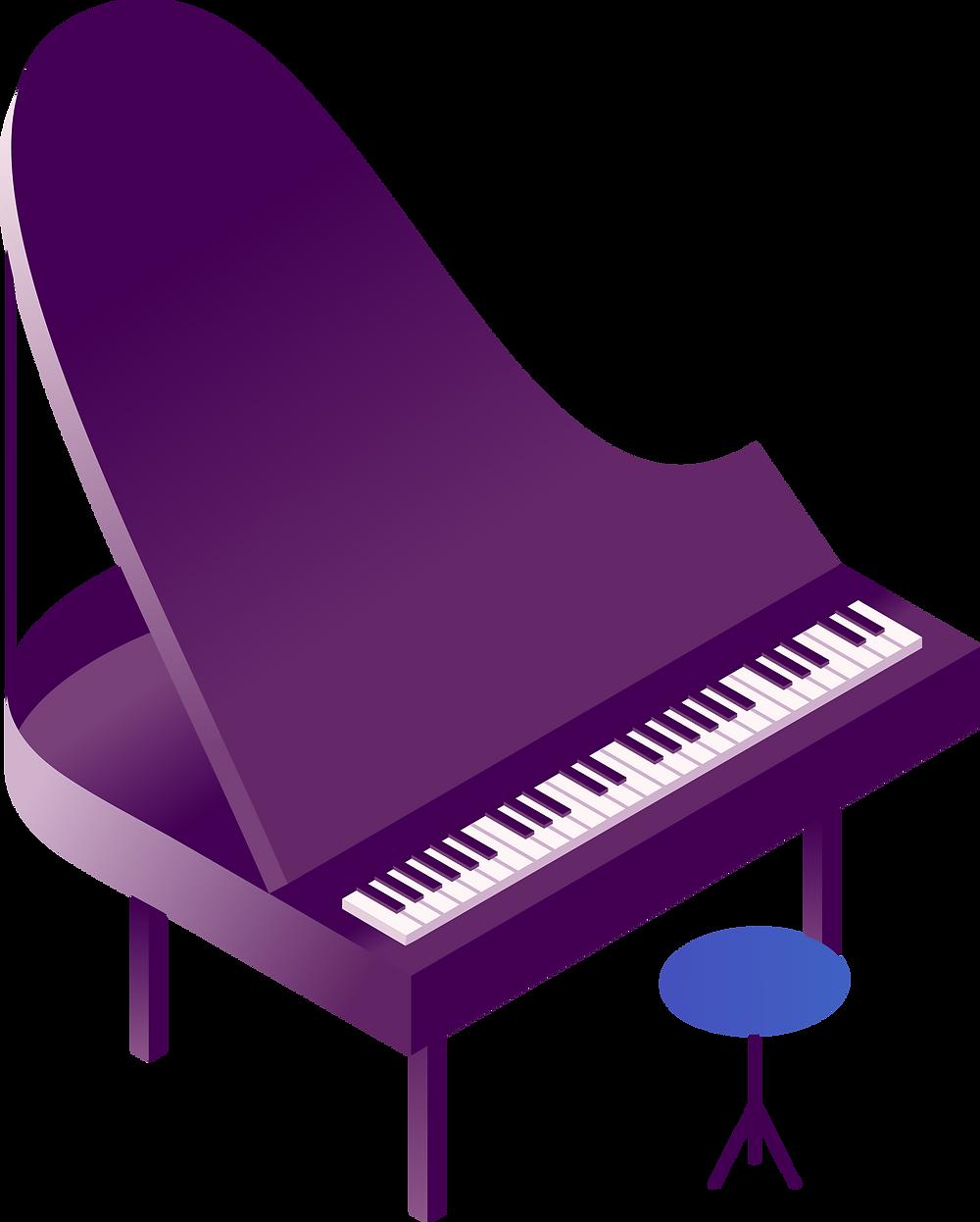 In-home Piano Lessons Dallas