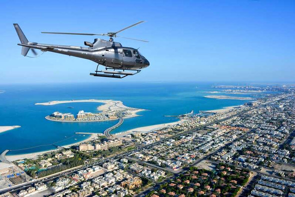 HELICOPTER TOUR - 17 min