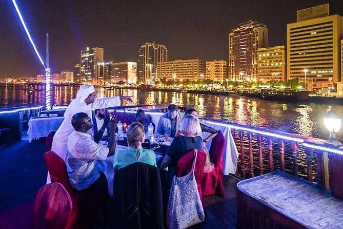 CROISIERE DINATOIR, DUBAI CREEK