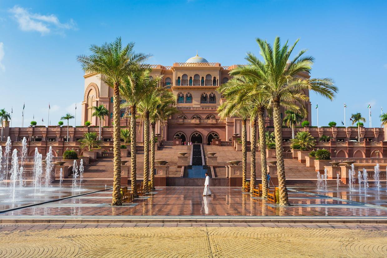VISITE D'ABU DHABI