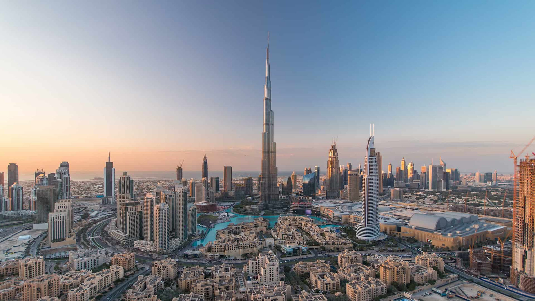 VISITE DE DUBAI