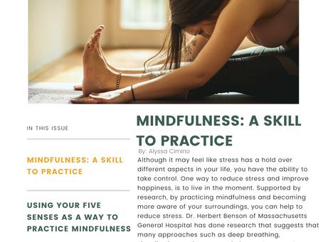 Wellness Newsletter Volume #5