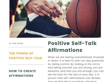Wellness Newsletter Volume #1