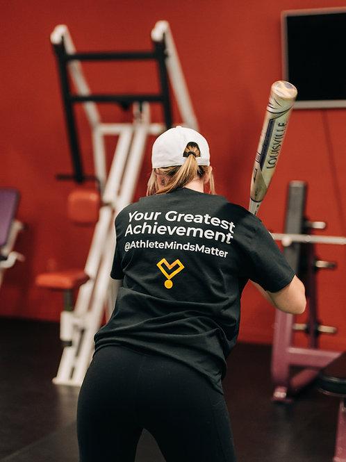 Athlete Minds Matter Short Sleeve Shirt