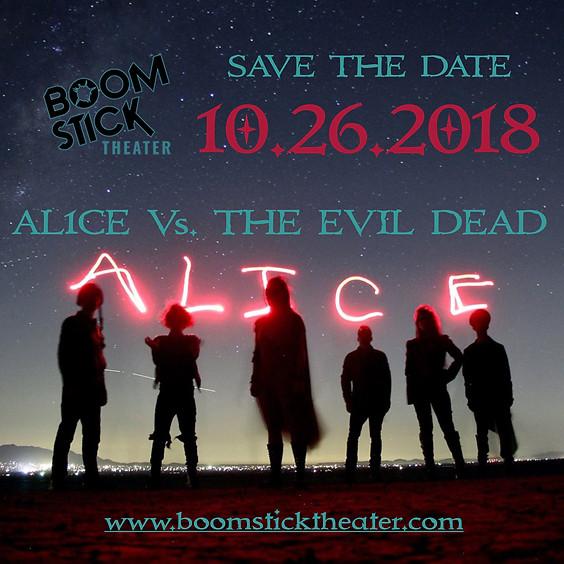 Al1CE vs The Evil Dead