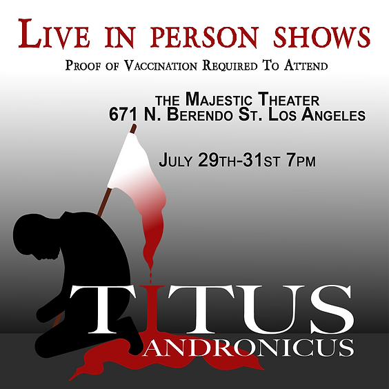 Titus Andronicus (In Person Performances)