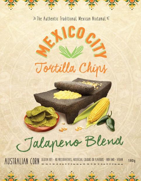 Mexico City Branding