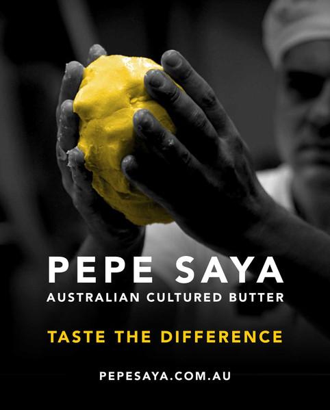 Pepe Saya Branding