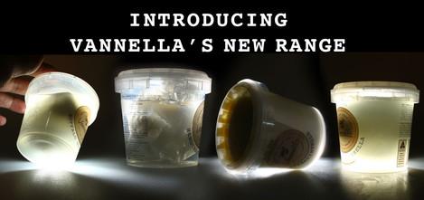 Retail Range / Vannella Cheese