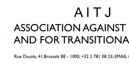 AITJ welcomes the approval of the EP's Report on arms export