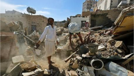 From Europe a tough resolution on the conflict in Yemen