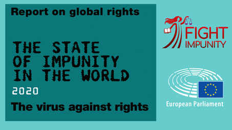 On Human Rights Day, the European Parliament focuses on the fight against impunity.