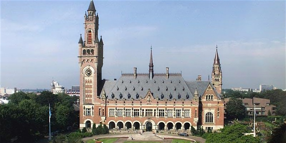 Rohingya Genocide Case at the ICJ