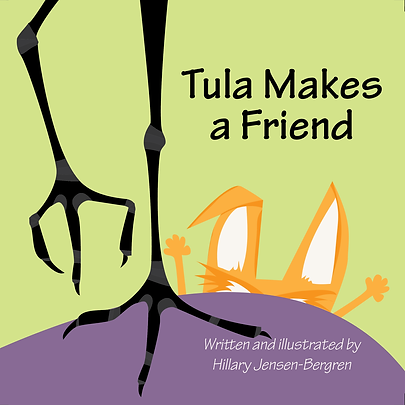 A Tula Makes a friend PNG Version_Front.