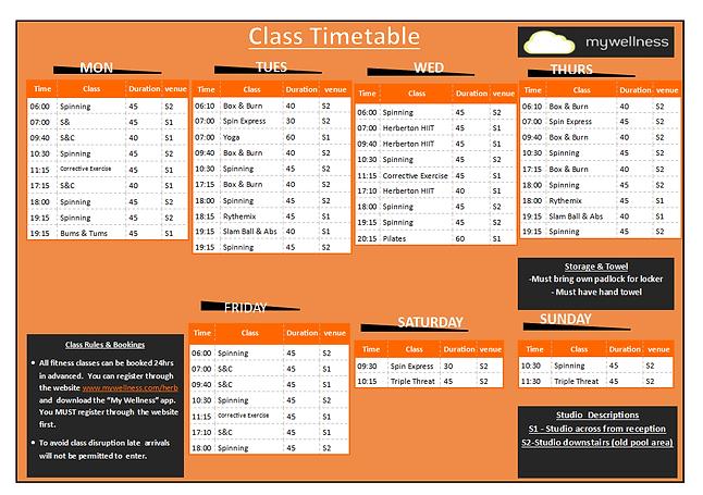 Herberton Leisure Class Timetable October 2021.png